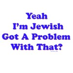 Jewish Pride T-Shirts and Gifts