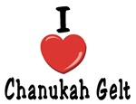 Love Chanukah Gelt