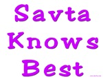 Savta Knows Best