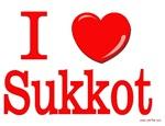 I Love Sukkot