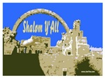 Shalom Y'all Jerusalem