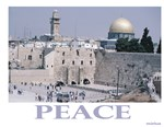 Middle East Peace Posters and Prints