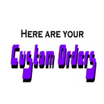 Personalized & Custom Orders