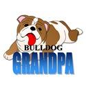 Bulldog Grandpa