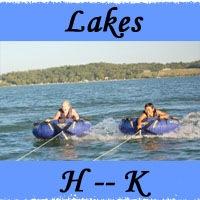 Lakes H -- K