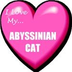 Abyssinian Cat Lover
