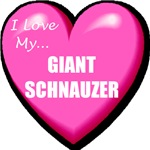 Giant Schnauzer Lover T-Shirts