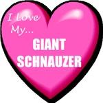 Giant Schnauzer Lover T-Shirts