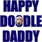Happy Doodle Daddy T-Shirts