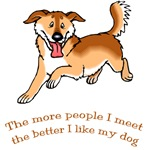 I Like My Dog
