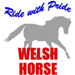 Ride With Pride Welsh Horse
