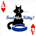 Feed The Kitty T-Shirts
