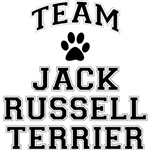 Team Jack Russell Terrier T-Shirts
