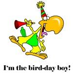 Bird-Day Boy