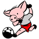 International Soccer Pig Gifts