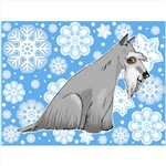 Holiday Miniature Schnauzer T-Shirts