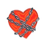 Chained Heart Valentine