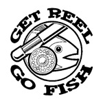 Get Reel Go Fish T-Shirts