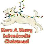 Labradoodle Christmas