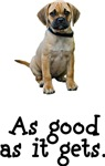 Puggle T-Shirt - Good Dog