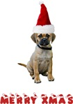 Puggle Christmas T-Shirts