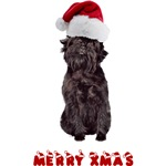 Affenpinscher Christmas