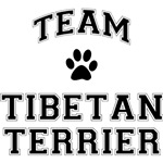 Team Tibetan Terrier T-Shirts
