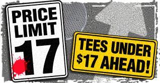 Tees Under $17