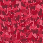 Pink Camo Cats