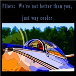 Pilots are way cooler