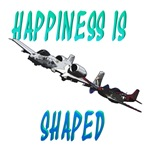 Happiness is the USAF