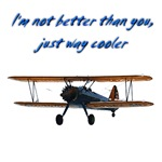 Way Cooler, Stearman