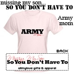Army Mom: Missing My Son So You Don't Have To