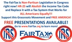 FairTax Car Magnets