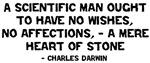 Quote - Darwin - Stone