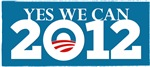 Obama - 2012 Yes We Can