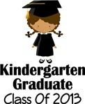 2013 Kindergarten Graduation Gifts and Tshirts