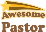 AWESOME PASTOR T SHIRTS