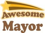 AWESOME MAYOR T SHIRTS