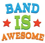 Band Is Awesome T-shirts