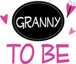 Granny to Be Butterfly T-shirts and Gifts
