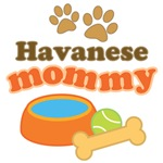 Havanese Mommy T-shirts and Gifts