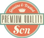 Premium Vintage Son Gifts and T-Shirts