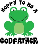 Hoppy to be a Godfather Gifts and T-shirts