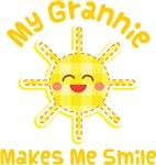My Grannie Makes Me Laugh Kids Apparel