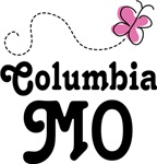 Columbia Missouri Tee Shirts and Hoodies