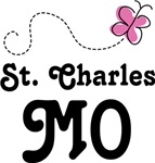 St Charles Missouri Tee Shirts and Hoodies