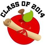 Class of 2014 Diploma Graduation Tees