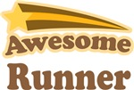 Awesome Runner T-shirts