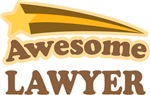 Awesome Lawyer T-shirts